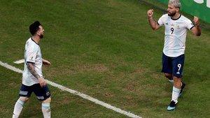 La Argentina de Messi no logró clasificarse sino hasta el último partido