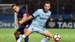 Arthur debutará con el Barcelona en la International Champions Cup
