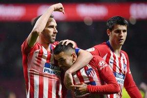 El Atlético de Madrid ya está clasificado a Champions League