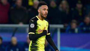 Aubameyang quiere irse del Dortmund