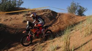 El austriaco Walkner, más cerca de ganar su primer Dakar