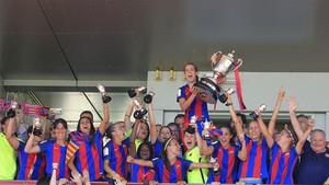 El Barça conquistó la Copa de la Reina de manera merecida