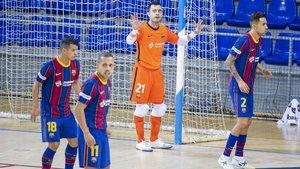 El Barça jugó su mejor partido en la actual Liga... pero no le bastó