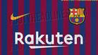 La camiseta del Barça para la temporada 2017/18