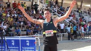 El campeón de España de la especialidad logró la mínima en Salamanca