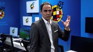 Carlos Velasco Carballo afronta un mes muy intenso