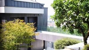 El crack portugués se decide por una construcción más innovadora, situada en la zona central de la ciudad