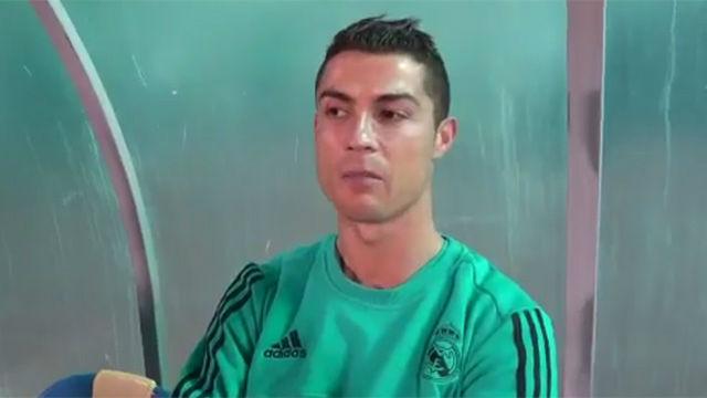 Cristiano Ronaldo habló de su último récord