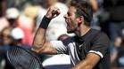 Del Potro sueña con ganar a Federer