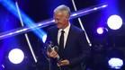 Didier Deschamps fue elegido mejor entrenador del año