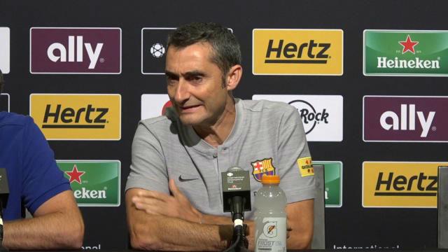 El elogio de Valverde a Arturo Vidal