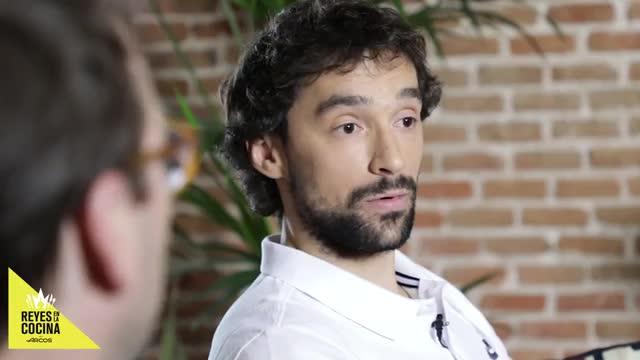 La entrevista a Sergio Lull en Reyes en la Cocina
