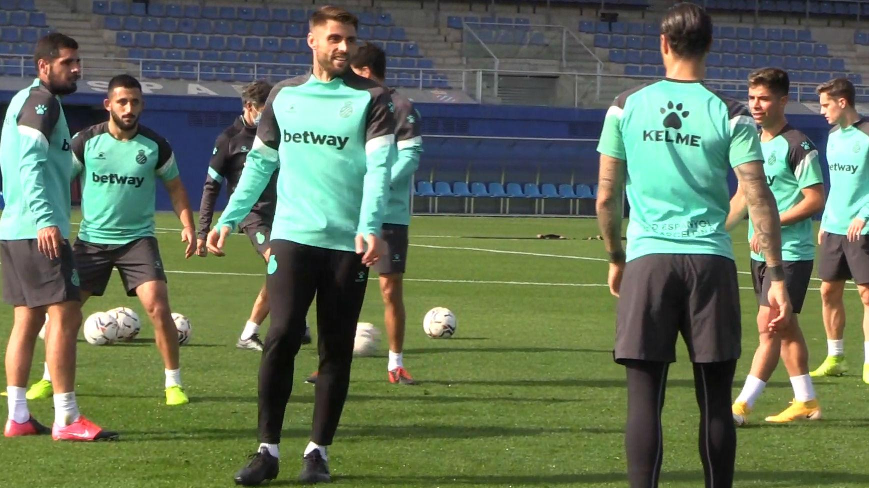 El Espanyol ya piensa en el Málaga