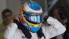 Fernando Alonso tuvo que abandonar