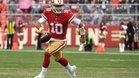 Garoppolo tendrá su segunda temporada como titular con los 49ers