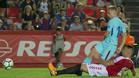Gerard Deulofeu ha tenidos sus primeros minutos en el FC Barcelona 2017-18