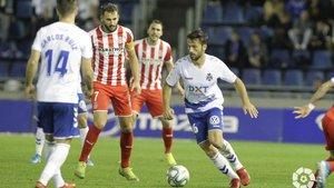 El Girona hace aguas en defensa