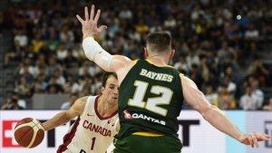 El gran partido de Pangos no evitó el KO de Australia