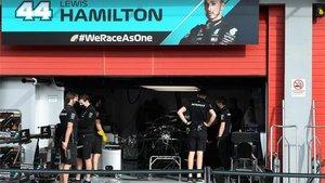 Hamilton vuelve a ser el favorito en Imola