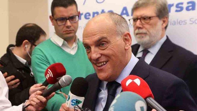 El Banco Santander amplía un año más su matrimonio con la Liga