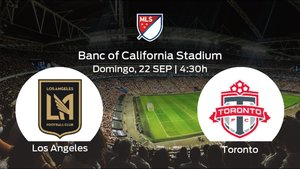 Jornada 38 de la Major League Soccer: previa del duelo Los Angeles FC - Toronto FC