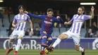 Jose Arnaiz fichó por el FC Barcelona procedente del Valladolid