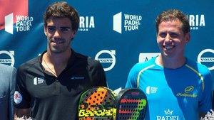 Juan Lebron y Paquito Navarro fueron los vencedores