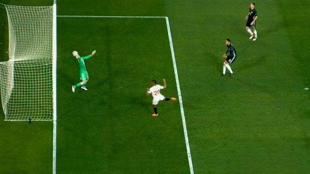LACHAMPIONS | Sevilla - Manchester United (0-0): Así fue el partidazo de De Gea