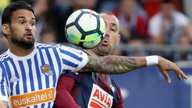 LALIGA | Eibar - Real Sociedad (0-0)