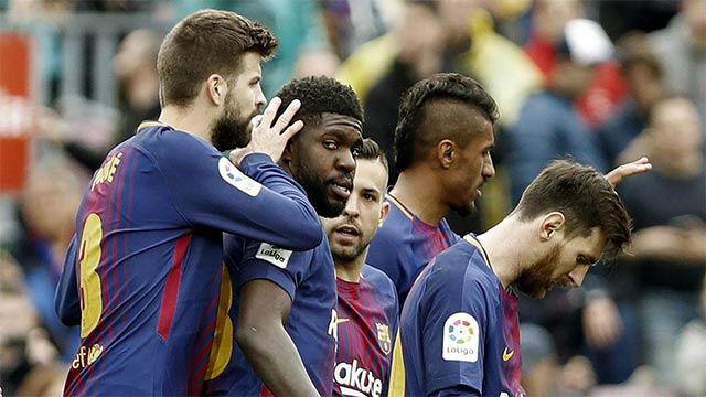LALIGA FCB | FC Barcelona - Valencia (2-1)