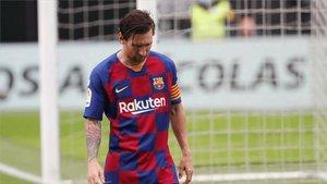 Leo Messi medita seguir en el Barça