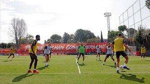 Los jugadores del Atlético verán reducidas sus fichas