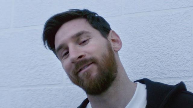 Messi, protagonista en el anuncio de Adidas para el Mundial de Rusia