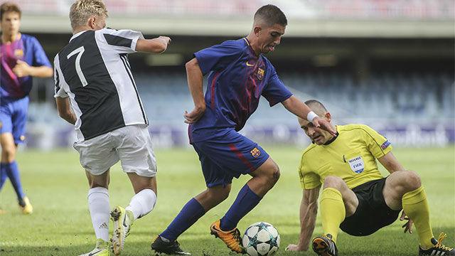 Monchu seguirá en el Barça hasta 2021