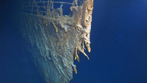 Muestran las primeras imágenes del Titanic en los últimos 14 años en Youtube | BBC
