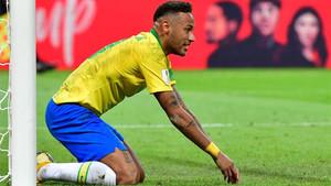 Neymar asegura que no le afectan los memes