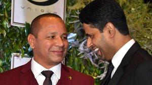 Neymar Santos y Nasser Al Khelaïfi son elementos clave en el futuro de Neymar Junior
