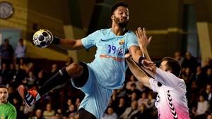 NGuessan llevaba seis goles sin fallo al paso por el minuto 17