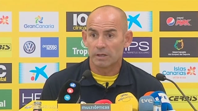 Paco Jémez aseguró que un punto no es suficente