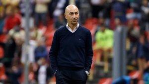 Pako Ayestarán no ha tenido buenos resultados en el fútbol mexicano