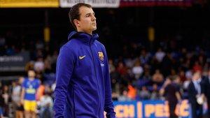 Pangos, otro que ya es historia en el Barça
