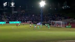 El pasotismo de Bale en el primer gol ante Unionistas: no hizo ni intención de celebrarlo