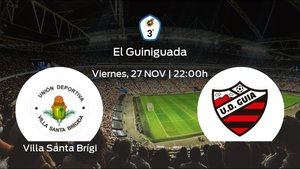Previa del encuentro de la jornada 6: Villa Santa Brígida - UD Guía