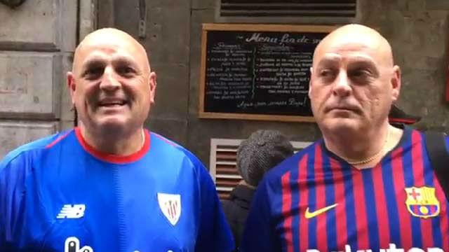 La previa desde Bilbao: Dos hermanos, dos sentimientos