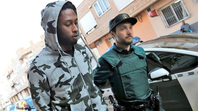 Prisión sin fianza para Rubén Semedo