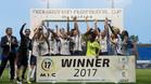 El PSG conquistó el MIC femenino