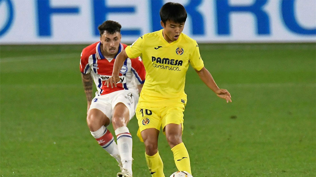 Lo que Emery pide a Kubo