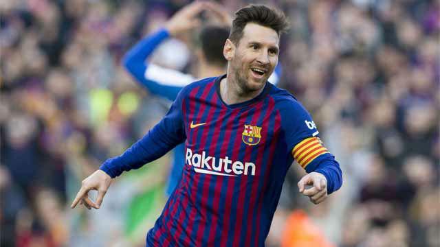 Lo que nos faltaba por ver de Messi: gol de falta a lo Panenka