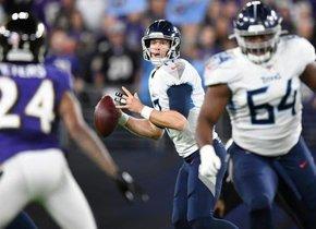 Ryan Tannehill ha tenido un brillante regreso en la NFL