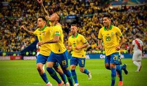 La Seleçao sonrió en Maracaná, donde ganó la Copa América de forma invicta